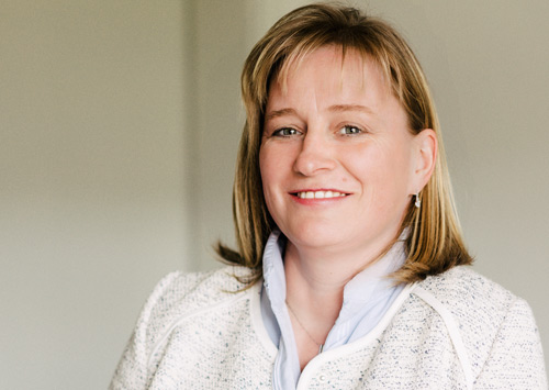 Anwältin Cornelia Greiser aus Minden